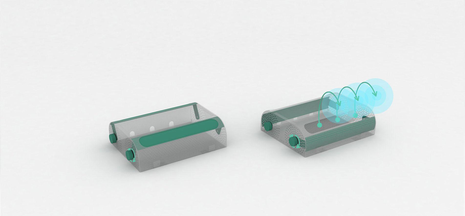 La Sybox réduit l'exposition aux ondes électromagnétiques
